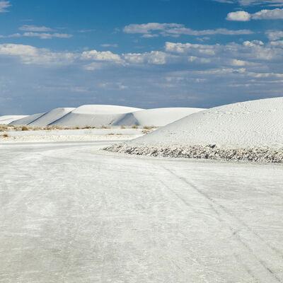 Daniel Mirer, 'White Sands, New Mexico', 2017