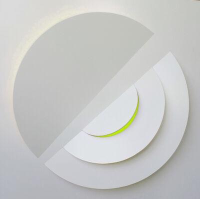 Juan Mejía, 'Signs No. 5 White-lemon', 2016