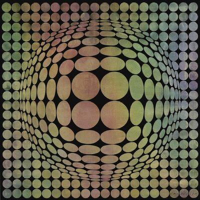 Victor Vasarely, 'Vega', 1972