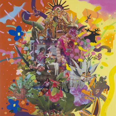 Yoh Nagao, 'Floating Colors II', 2016