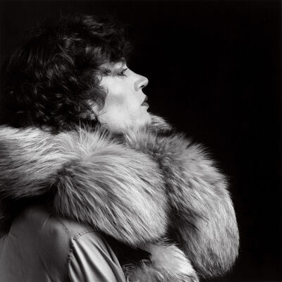 Robert Mapplethorpe, 'Self Portrait', 1980