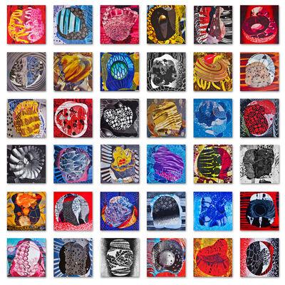 Michael DesRosiers, 'Orbital Color', 2017