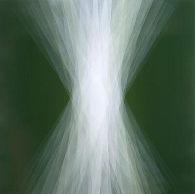 Bernadette Jiyong Frank, 'Spaces in Between (Green #2)', 2014