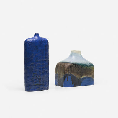 Marcello Fantoni, 'vases, set of two', c. 1960