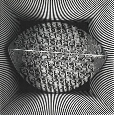 Julio Le Parc, 'Trame altereé (M 17)', 1965