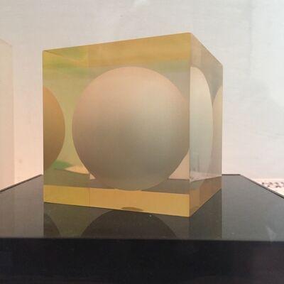 Enzo Mari, 'Cube 3018 A', 1959