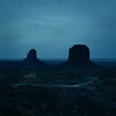 Jason Frank Rothenberg, 'Monument Valley, Edition of 8', 2009