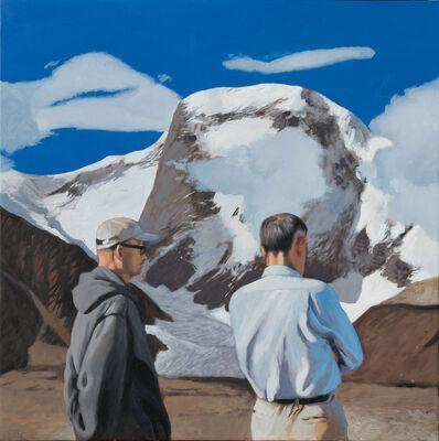 Angel Mateo Charris, 'El rumor de la montaña', 2016