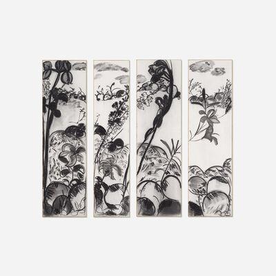 Nancy Mitchnick, 'Eden (in four parts)', 1985