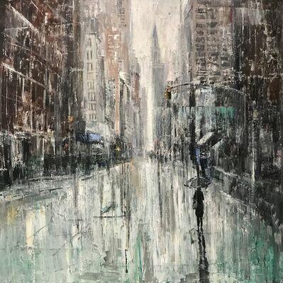 Gregory Prestegord, 'In the Rain'