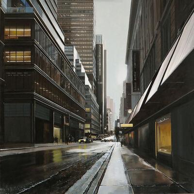 Claudio Filippini, '59th street', 2017
