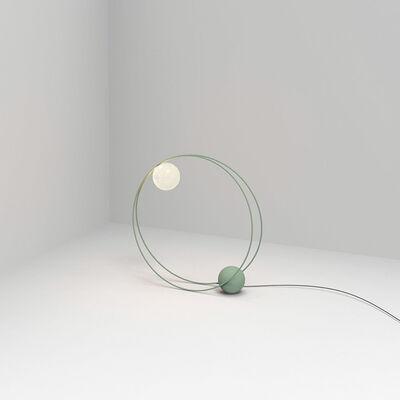 Michael Anastassiades, 'Floor Double Loop', 2016