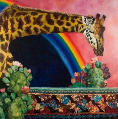 Daniele Akmen, 'Girafe', 2002