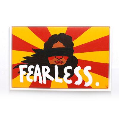 Ricardo Cavolo, 'Fearless', 2018