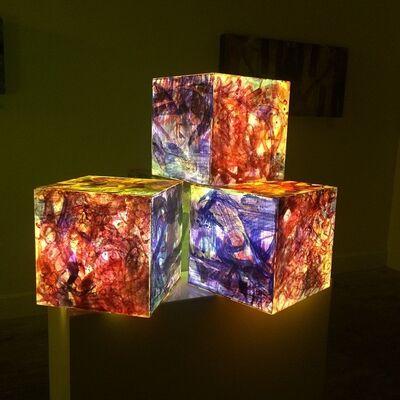 Pablo Power, 'Half Circle in Light', 2015