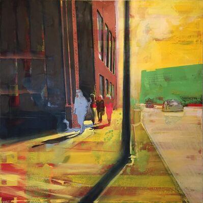 Andrew Fish, 'Red Stripe', 2016