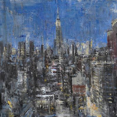 Gregory Prestegord, 'City Study', 2018