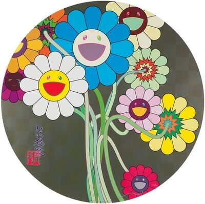 Takashi Murakami, 'Flowers For Algernon', 2010