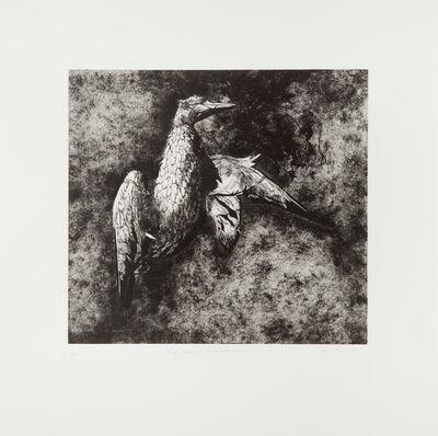 Ken Currie, 'Dead Gannet, Baleshare Beach', 2015