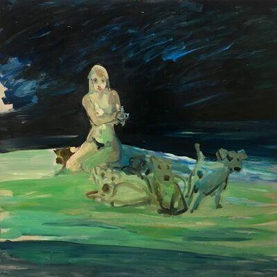 Deborah Brown, 'Alpha Dog', 2019