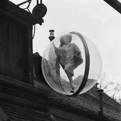 Melvin Sokolsky, 'On the Roof, Paris', 1963