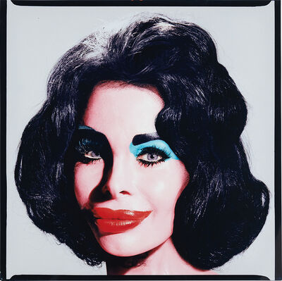 David LaChapelle, 'Amanda As Andy Warhol's Liz Taylor', 2003