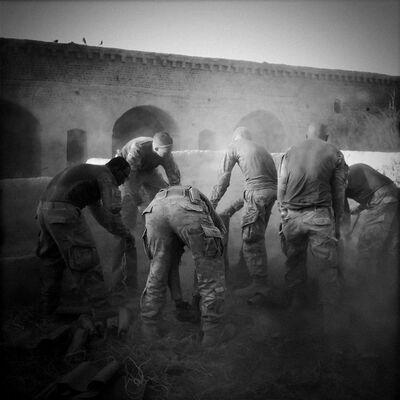 Dima Gavrysh, 'From the series Inshallah, Kandahar #4', 2011