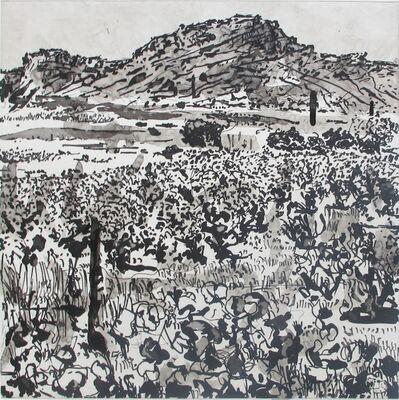 William Kentridge, 'West Coast Series (Set of 5 Prints), Skurfburg', 2010