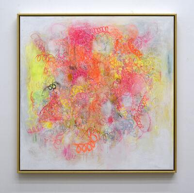 "Matthew Adam Ross, '""Colorful Curly 1"" ', 2019"