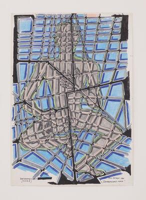 Paul Neagu, 'Monk II', 1981