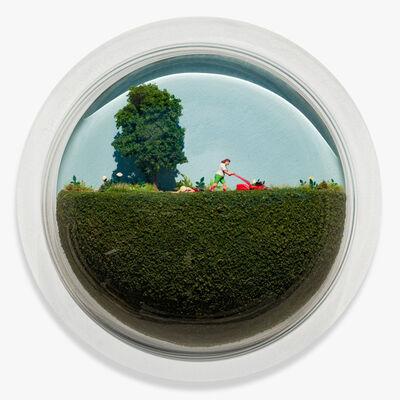 Abigail Goldman, 'Grass is Always Greener', 2017