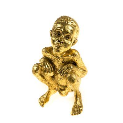 Beejoir, 'Gold LV Child', 2008