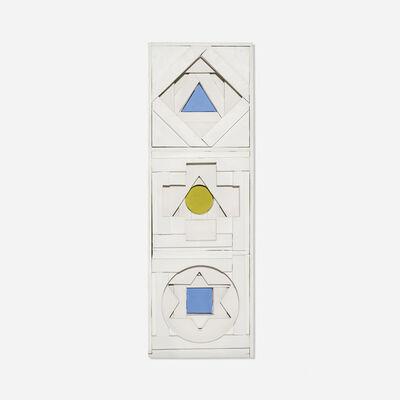 George Earl Ortman, 'White Totem', 1964