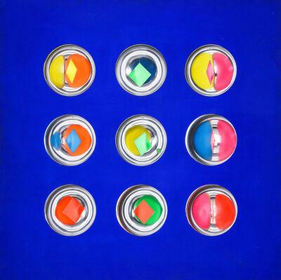 Edoardo Landi, 'Cinoriflessione sferica variabile', 1966-67