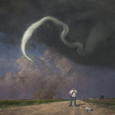 John Brosio, 'Jerk in a Road', 2010