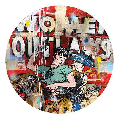 Greg Miller, 'Woman Outlaws',
