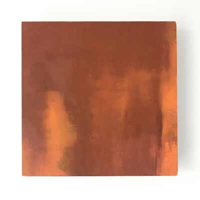 Louise Crandell, 'Red, Rust, Dust', 2018