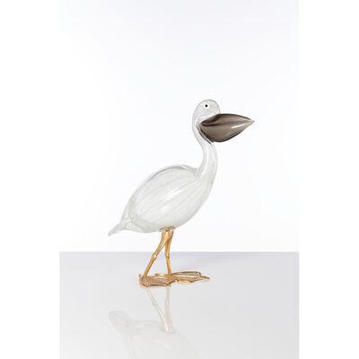Licio Zanetti, 'Pelican, Sculpture', circa 1970