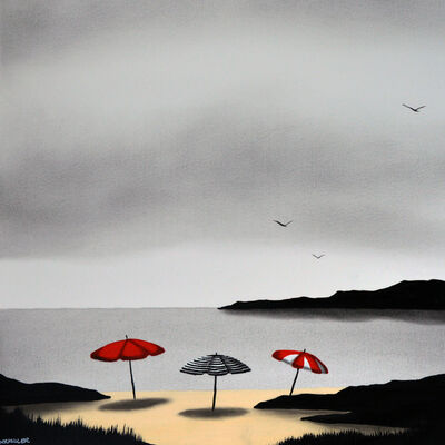 Natasha Miller, 'Umbrella bay 1', 2017