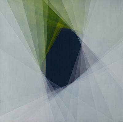 Bernadette Jiyong Frank, 'Void/Emergence (Green)', 2013