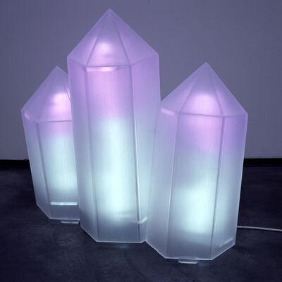 Sylvie Fleury, 'Medium Chromo Quartz 3', 2001