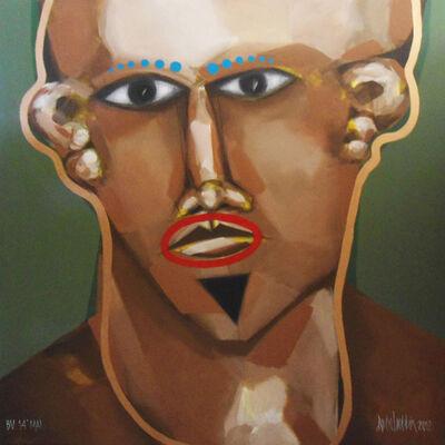 Daniel Dobbin, 'Cabeza 02'