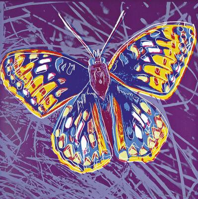 Andy Warhol, 'San Francisco Silverspot - Butterfly', 1983