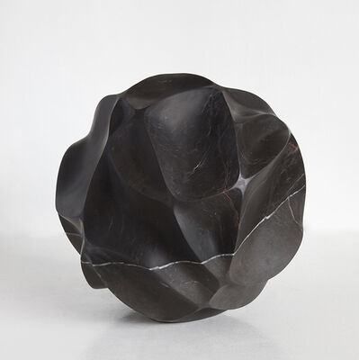 tadanori yamaguchi, 'Negro perianto', 2017