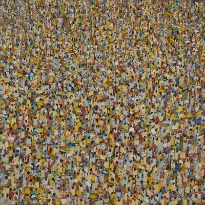 Ablade Glover, 'People', 2016