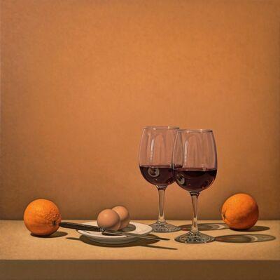 Tom Gregg, 'Wine and Oranges '