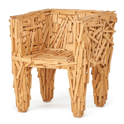Fernando Campana, 'Favela Chair, Brazil/Italy', 2000s