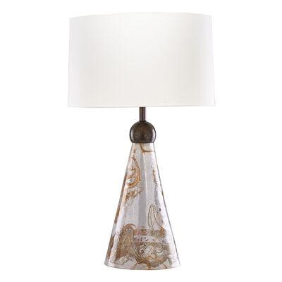 Zahara Schatz, 'Large table lamp, USA', mid-20th C.