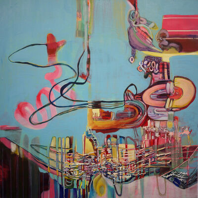 Pat Goslee, 'Rewire Ark', ca. 2013