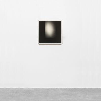 Brian Eno, 'Helica Black (Heads)', 2018